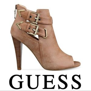 GUESS • OpenToe Booties